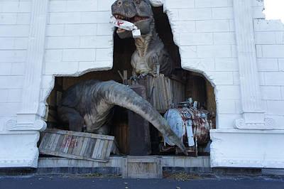 Dinosaur Returns Poster