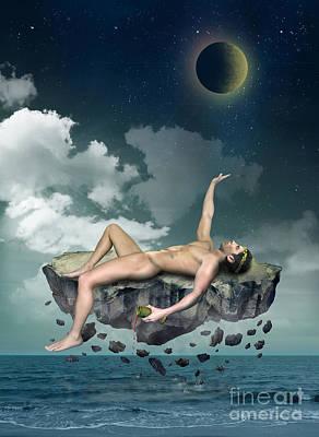 Dionysus Poster by Mark Ashkenazi