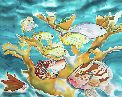 Divers Wet Dream Poster