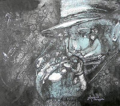 Divine Blues Poster