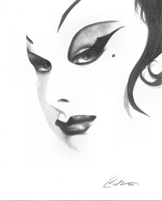Divine16 Poster by Bruce Lennon