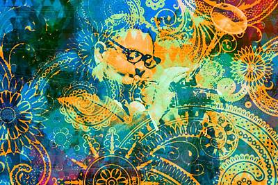 Dizzy Poster by Brian Broadway