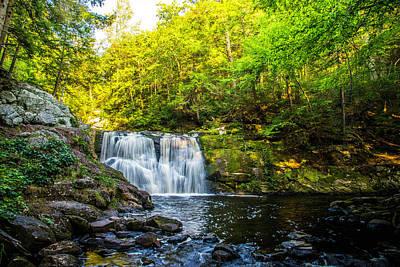 Doans Falls Lower Falls Poster