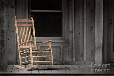 Dock Chair Poster