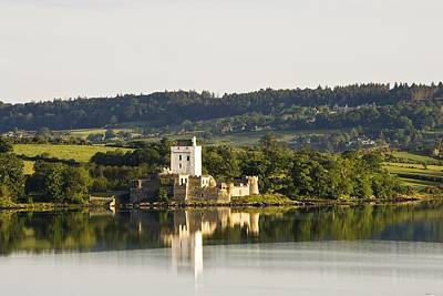 Doe Castle, County Donegal, Ireland Poster by Peter McCabe