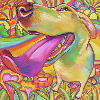 Dog Daze Of Summer Poster