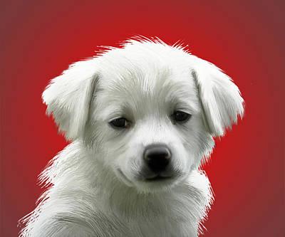 Dog I Dog Poster by Lee went
