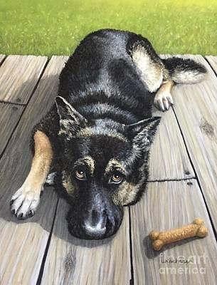 Dog Treat Poster