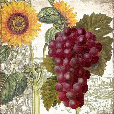 Dolcetto II Poster by Mindy Sommers