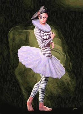 Doll Tutu Poster by Joaquin Abella