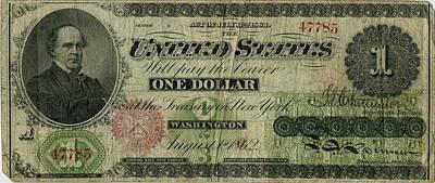 dollar During Civil War Poster by MotionAge Designs
