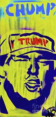 Donald Chump Poster by Tony B Conscious