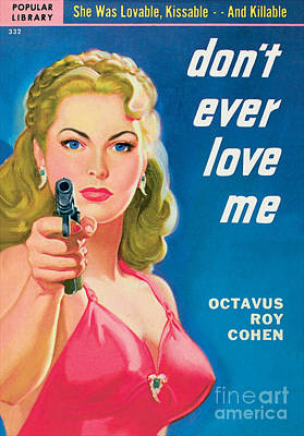 Don't Ever Love Me Poster