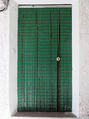 Door In Capilerilla Poster