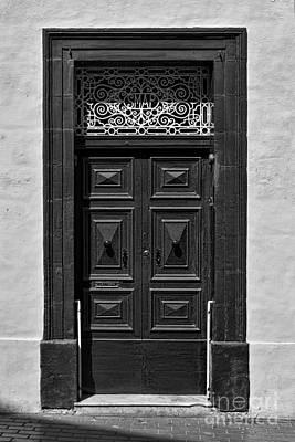 Door In Rabat, Gozo Poster