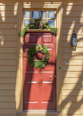 Doors Of Williamsburg 76 Poster