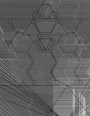 Dopamine Poster by Emily Melvin