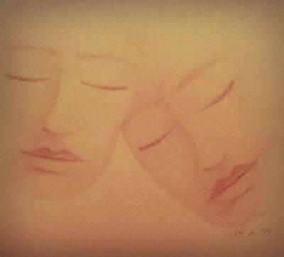 Doppelganger Poster by Sheila Renee Parker