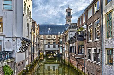 Dordrecht Town Hall Poster