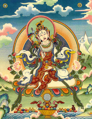 Dorje Yudronma Poster