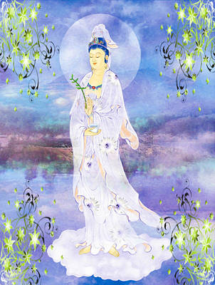 Doro Guanyin 1 Poster by Lanjee Chee