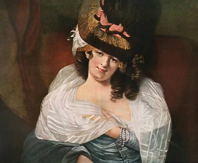 Dorothea Jordan, 1761 Poster