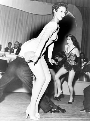 Dorothy Dandridge 1922-1965, Dances Poster by Everett