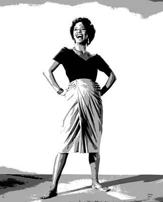 Dorothy Jean Dandridge Poster