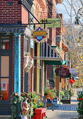 Downtown Grand Rapids  3795 Poster by Jack Schultz