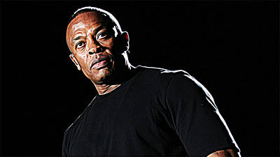Dr. Dre Poster by Iguanna Espinosa