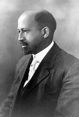 Dr. W.e.b. Du Bois, African American Poster by Everett
