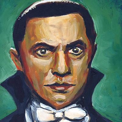 Dracula 1931 Poster by Buffalo Bonker