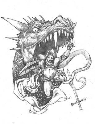 Dragon Food Poster