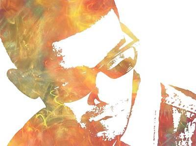 Drake Poster by Dan Sproul