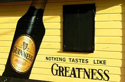 Drake's Bar Poster