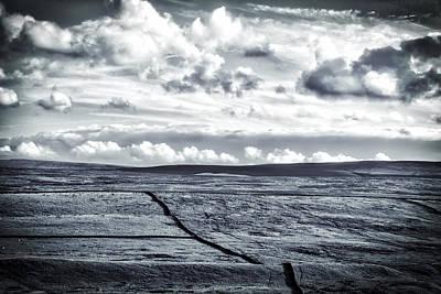Dramatic Landscape  Poster