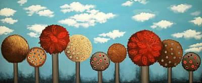 Dream Grove Poster by Graciela Bello