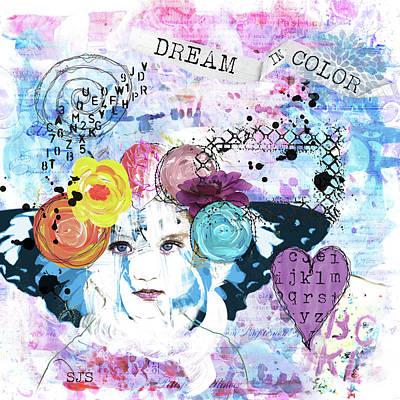Dream In Color Poster