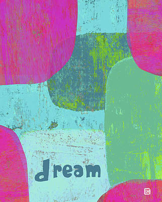 Dream Poster by Lisa Weedn