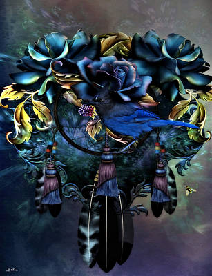 Dreamcatcher Blues 02 Poster