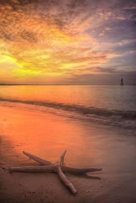 Dreaming Of Pensacola Beach Poster
