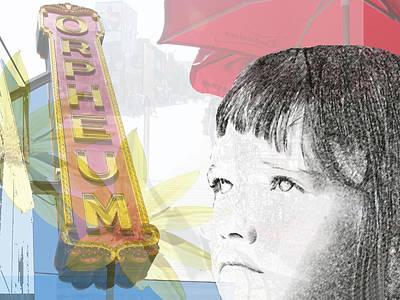 Dreams Of Memphis Poster by Amanda Barcon