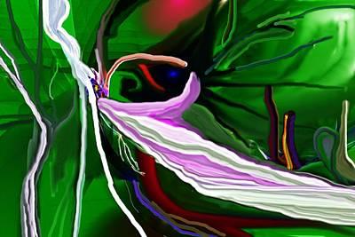Dreamscape 062410 Poster by David Lane