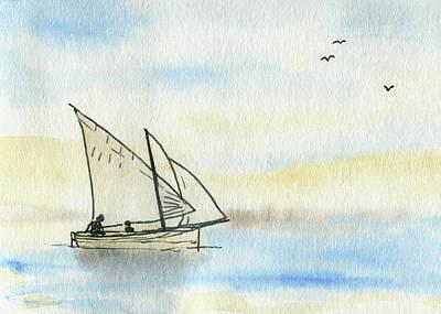 Dreamy Voyage Poster