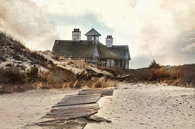 Poster featuring the photograph Driftwood by Robin-Lee Vieira