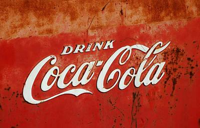 Drink Coca Cola  Poster