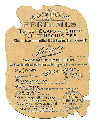 Poster featuring the photograph Druggists by ReInVintaged