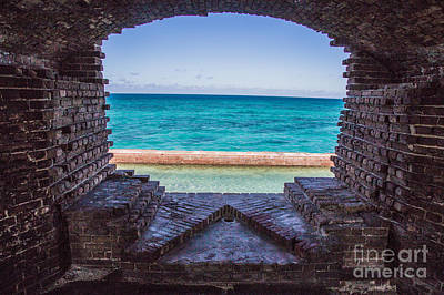 Dry Tortugas 3 Poster by Richard Smukler