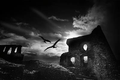 Dryslwyn Castle 3b Poster
