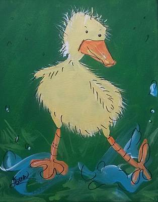 Duckling 3 Poster